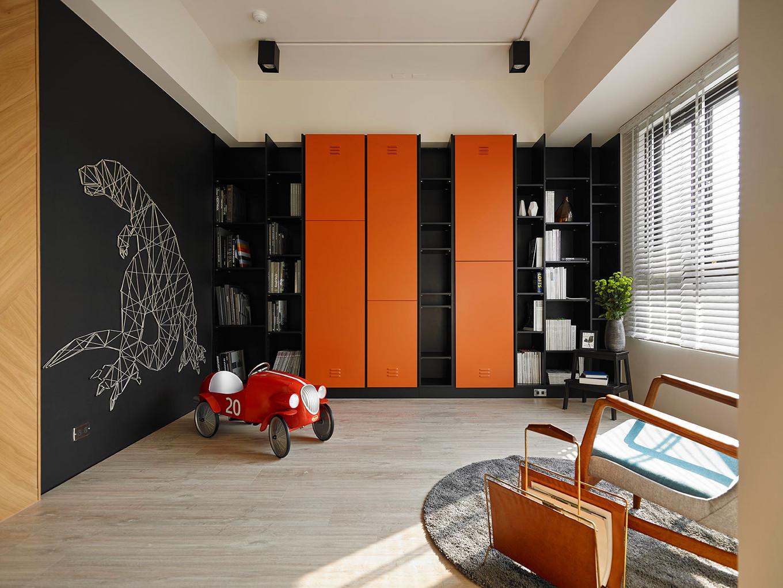 Квартира для семьи с детьми в Китае