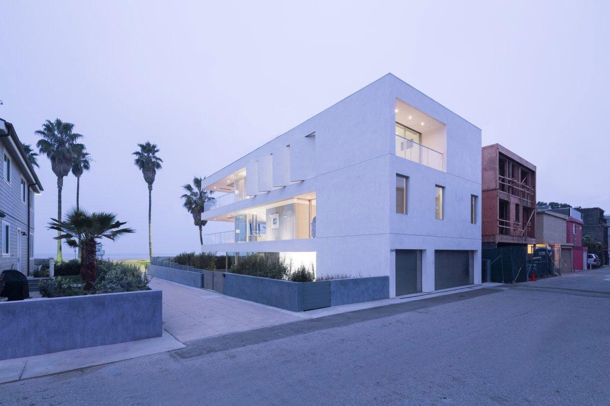 Дизайн частного дома Flip Flop от студии Dan Brunn